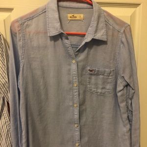 Hollister - Large - Women's long sleeve